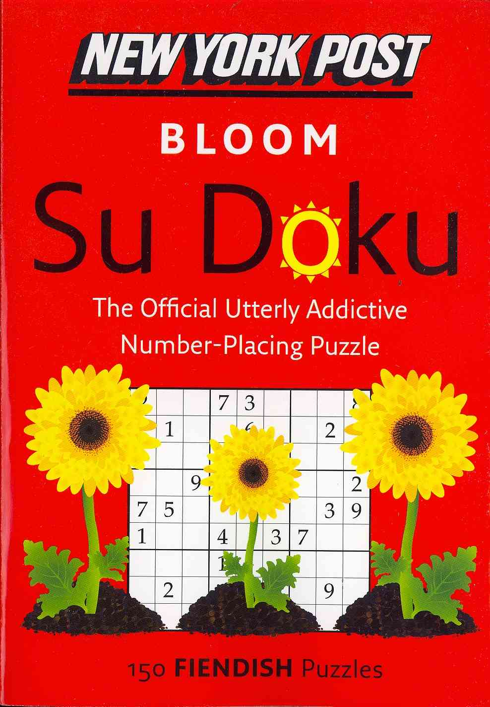 New York Post Bloom Su Doku By None